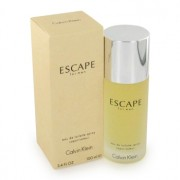 Calvin Klein Escape Eau De Toilette Spray 3.4 oz / 100.55 mL Men's Fragrance 412995
