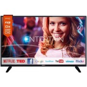 "Televizor LED Horizon 48"" (122 cm) 48HL733F, Smart TV, Full HD, CI+ + Voucher calatorie 100 lei Happy Tour + SIM Orange PrePay, 8 GB internet 4G, 5 euro credit"