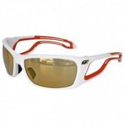 Julbo - PipeLine Speed Yellow / Brown Zebra - Sonnenbrille braun/grau/weiß/beige