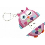 USB Flash Drive Trendz MyDoodle Character Owl 8GB USB 2.0 Roz