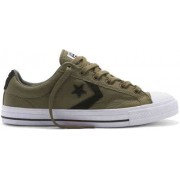 Converse-Star-Player-Ox-Leather-Suede-0037 Zielony