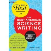 The Best of the Best American Science Writing by Jesse Cohen