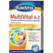 Eurovita Multivital A-Z
