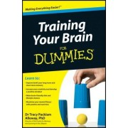 Training Your Brain for Dummies by Tracy Packiam Alloway