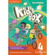 Kid's Box Level 4 Flashcards (pack of 103) by Caroline Nixon