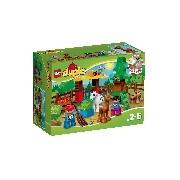 Lego Duplo Az erdő: Állatok 10582