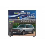 Model Set VW Golf GTi autó makett revell 67072