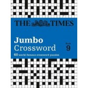 The Times 2 Jumbo Crossword Book 9 by Dr John Grimshaw