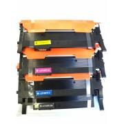 4xToner f. Samsung Xpress C430 C430W C480 C480W C480FW C480FN kompatibel CLT-K404S CLT-C404S CLT-M404S CLT-Y404S