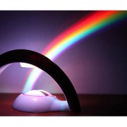 Rainbow In My Room Night time Light Projector For Children