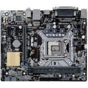 Placa de baza ASUS H110M-D, Intel H110, LGA 1151