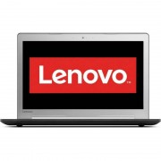 Laptop Lenovo IdeaPad 510-15ISK 15.6 inch Full HD Intel Core i5-6200U 8GB DDR4 1TB HDD nVidia GeForce 940M 2GB Black