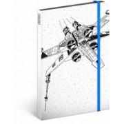 Star Wars X-Wing notes nelinkovaný PG()
