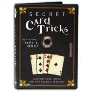 Magic Makers Secret Card Tricks - Easy Card Tricks for Adults or Kids