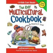 Kids' Multicultural Cookbook by Deanna F. Cook