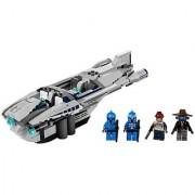 LEGO Star Wars Set #8128 Cad Banes Speeder