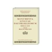 Monumenta Linguae Dacoromanorum, Biblia de la 1688. Pars VII: Regum I, Regum II.