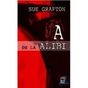 A de la alibi - Sue Grafton