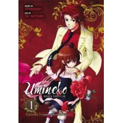 Umineko WHEN THEY CRY Episode 1: Legend of the Golden Witch, Vol. 1 by Ryukishi07