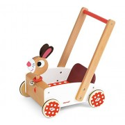 Janod Crazy Rabbit Baby Walker