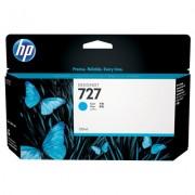 HP 727 cyaan DesignJet inktcartridge, 130 ml