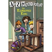 The Kidnapped King by Ron Roy