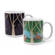 Taza Animales del Bosque