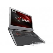"Notebook Asus ROG 17,3"" G752VT-GC073T ,Windows 10, GRAY"