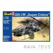 Revell AH-1W Super Cobra модел военен хеликоптер - модел за сглобяване