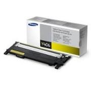 Reumplere cartus toner CLT-Y406S Samsung CLP 360, CLP 365, CLX 3300, CLX 3305 yellow
