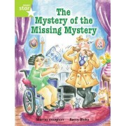 Rigby Star Independent Year 2 Lime Fiction: The Mystery of the Missing Mystery Single by Marcia Vaughan