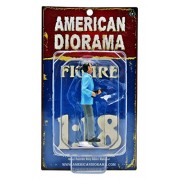 The Robbers Robber Ii Figure For 1:18 Scale Models By American Diorama 23884