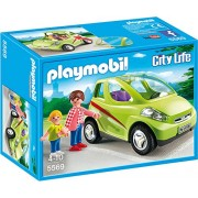 Playmobil 5569 - City Car con Mamma e Figlia