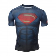 SUPERMAN SUIT SS Under Armour Trainig póló