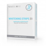 White Strips 3D - Whitening Strips