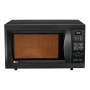 LG 28 L Convection Microwave Oven (MC2844EB, Black)