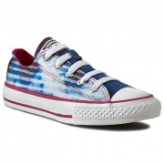 Кецове CONVERSE - CT Strch Lce Sl 647727C Midnight Hou