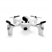 Drona HUBSAN x4 H107D+ QUAD-COPTER, FPV (Alb)