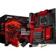 Placă de bază MSI X99A Godlike Gaming Carbon LGA 2011-3