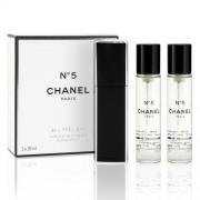 Chanel - No 5 Eau Premiere Eau de Parfum 60 ml (3x20 ml) pentru femei