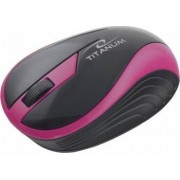 Mouse Wireless Esperanza TM113P 1000DPI Roz