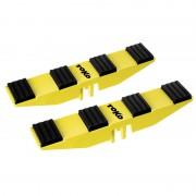 Toko Universal Akcesoria zimowe for Ski Vise World Cup żółty/czarny Sprzęt do sportów zimowych