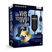 Roxio Easy VHS to DVD 3 Plus, Win, ML