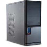 RPC - CPCS-A41450S-BG01A - MiniTower ATX Case w/ PS 450W CPCS-A41450S-BG01A - ATX Mini-Tower - Putere sursa 450 W - Bay-uri interne 3.5 inch 4 - Bay-uri externe 3.5 inch 1 - Bay-uri externe 5.25 inch 4 - Culoare Negru-Argintiu