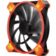 Ventilator 120 mm Antec TrueQuiet 120 UFO Red LED