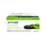 Purificator de aer cu uleiuri esentiale bio din eucalipt si lavanda Attitude 227 g V