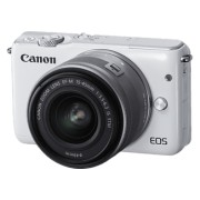 CANON EOS M10 + EF-M 15-45mm IS STM Wit