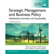 Strategic Management and Business Policy: Globalization, Innovation and Sustainability: Global Edition by Thomas L. Wheelen
