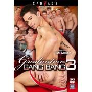 SAUVAGE Graduation Gang Bang 3 (DVD)