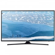 Televizor Smart LED Samsung 152 cm Ultra HD/4K 60KU6072, Quad Core, WiFi, USB, CI+, Grey